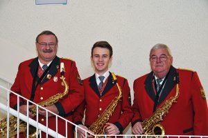 Registerfoto Saxophon und Fagott
